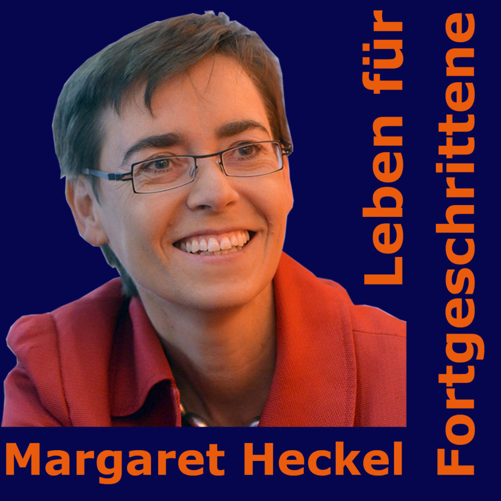 Podcast von Margaret Heckel